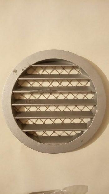 Решітка вентиляційна Д 160